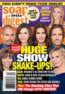 Soap Opera Digest Magazine 11/4/2019