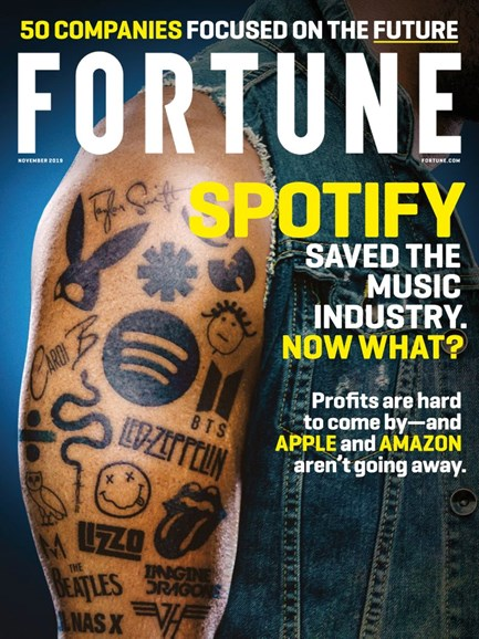 Fortune Cover - 11/1/2019
