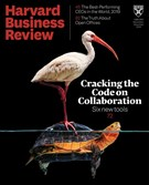 Harvard Business Review Magazine 11/1/2019