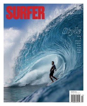 Surfer Magazine | 1/2020 Cover