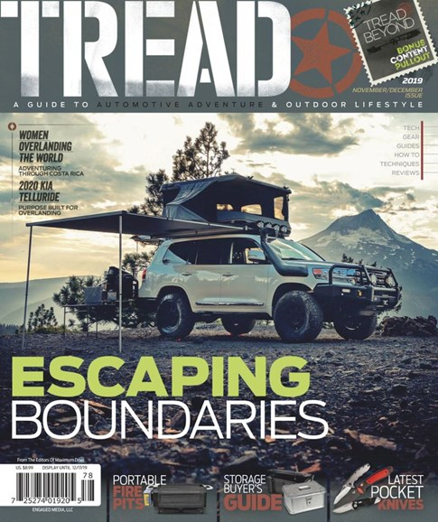 Tread Cover - 11/1/2019