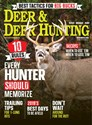 Deer & Deer Hunting Magazine | 11/2019 Cover