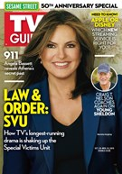 TV Guide Magazine 10/28/2019
