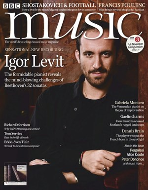 BBC Music Magazine | 11/2019 Cover