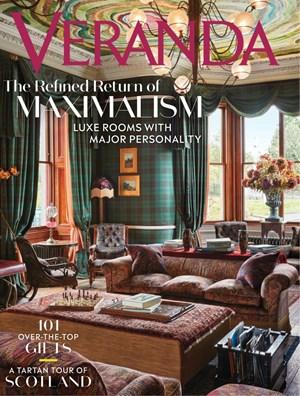 Veranda Magazine | 11/2019 Cover