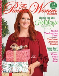The Pioneer Woman | 12/2019 Cover