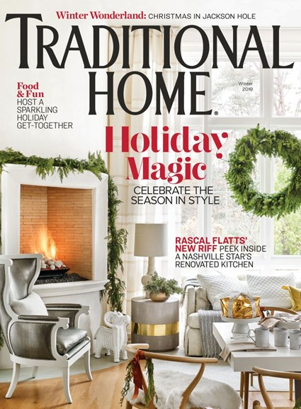 Traditional Home Cover - 12/1/2019