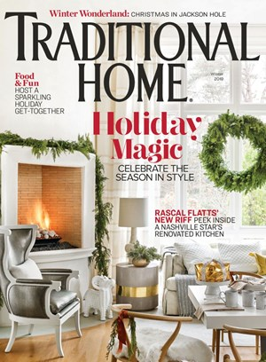 Traditional Home Magazine | 12/1/2019 Cover