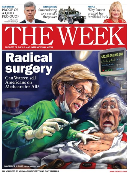 The Week Cover - 11/1/2019