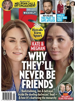 Us Weekly Magazine   11/11/2019 Cover