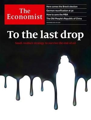 Economist | 11/2/2019 Cover