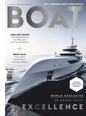 Showboats International Magazine | 11/2019 Cover