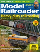 Model Railroader Magazine 12/1/2019