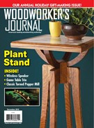 Woodworker's Journal Magazine 12/1/2019