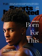 Sports Illustrated Magazine 11/4/2019