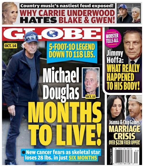 Globe Cover - 11/4/2019