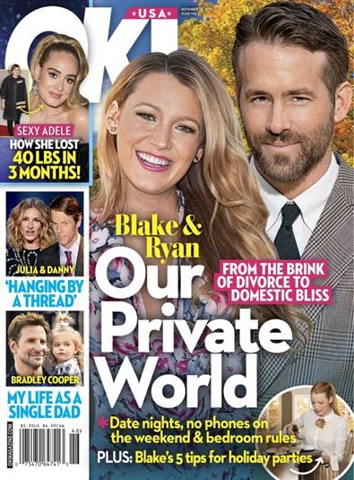 Ok Magazine   11/18/2019 Cover
