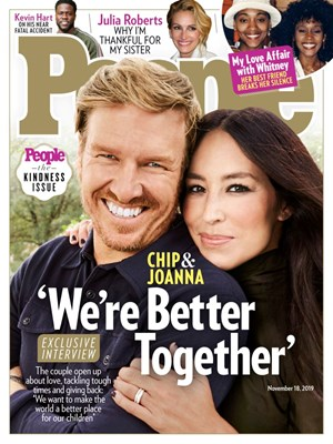 People Magazine | 11/18/2019 Cover