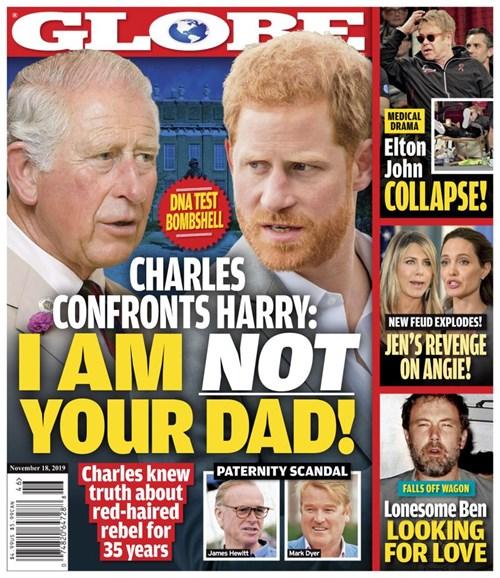 Globe Cover - 11/18/2019