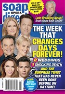 Soap Opera Digest Magazine 11/11/2019