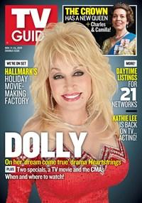 TV Guide Magazine | 11/11/2019 Cover