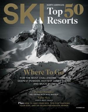 Ski Magazine | 11/2019 Cover