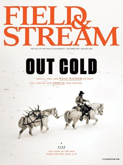 Field & Stream Magazine | 12/2019 Cover