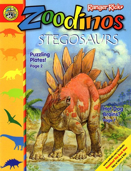 Zoodinos Cover - 11/1/2019