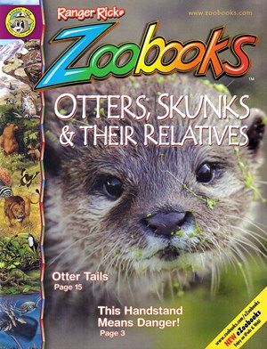 Zoobooks Magazine   11/2019 Cover