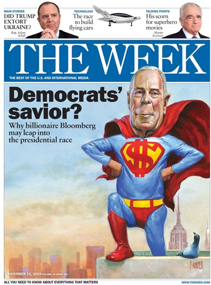 The Week Cover - 11/22/2019