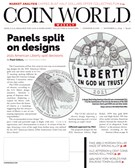 Coin World Magazine 11/11/2019
