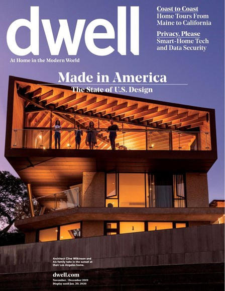 Dwell Cover - 11/1/2019