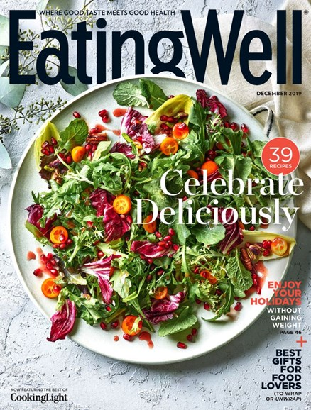 EatingWell Cover - 12/1/2019