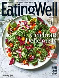 EatingWell Magazine   12/1/2019 Cover