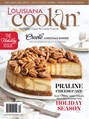 Louisiana Cookin' Magazine | 11/2019 Cover