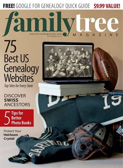 Family Tree Cover - 12/1/2019