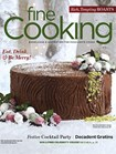 Fine Cooking Magazine | 12/1/2019 Cover
