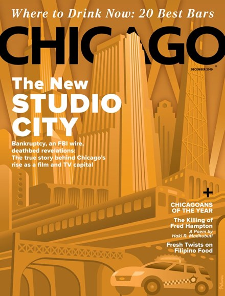 Chicago Magazine Cover - 12/1/2019