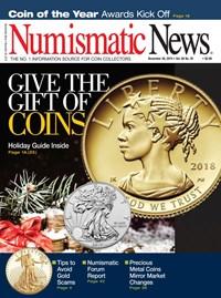 Numismatic News Magazine | 11/26/2019 Cover