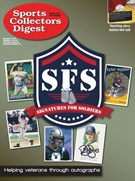 Sports Collectors Digest 11/8/2019