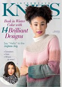 Interweave Knits Magazine | 1/2020 Cover