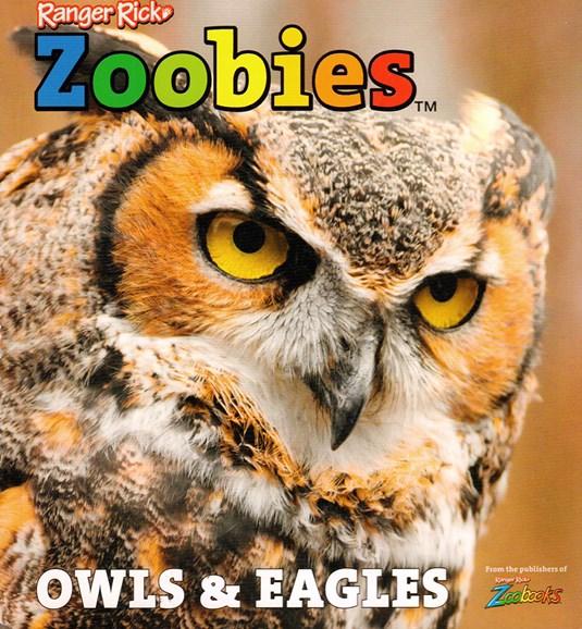 Zoobies Cover - 10/1/2019