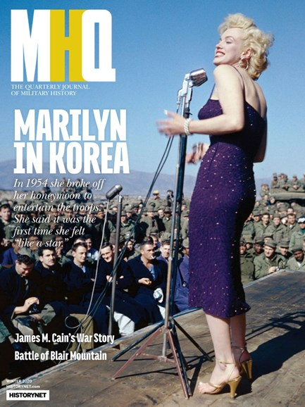 MHQ: Military History Quarterly Cover - 12/1/2019
