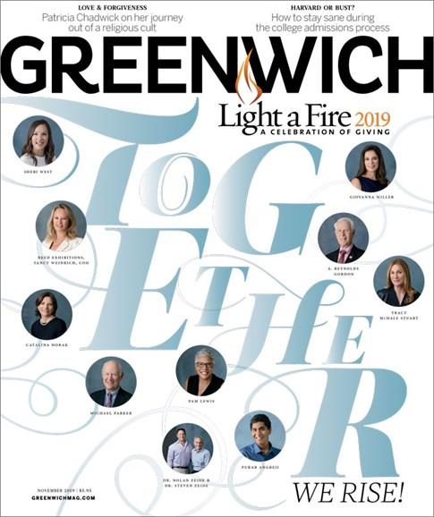 Greenwich Cover - 11/1/2019