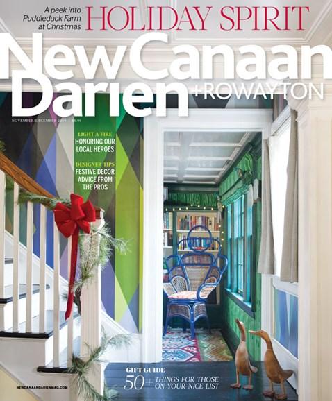 New Canaan-Darien Cover - 11/1/2019