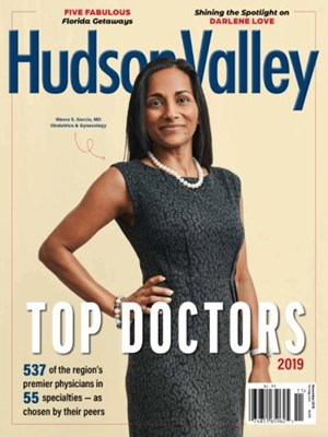 Hudson Valley Magazine | 11/2019 Cover