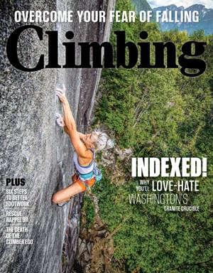 Climbing Magazine | 12/2019 Cover