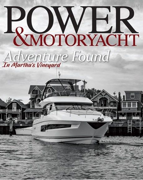 Power & Motoryacht Cover - 12/1/2019
