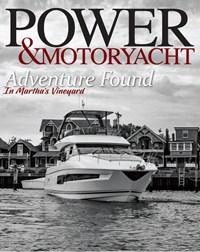 Power & Motoryacht Magazine | 12/2019 Cover
