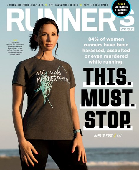 Runner's World Cover - 11/1/2019